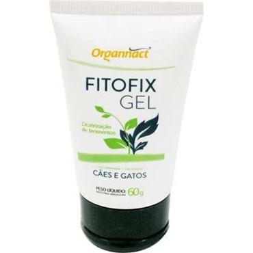 Fitofix Gel Pomada Cicatrizante Organnact 60g