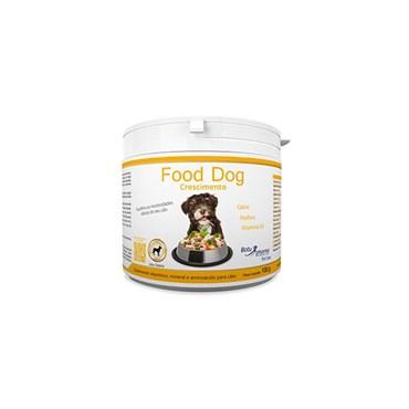 Food Dog Crescimento Suplemento Vitamínico para Cães 100g