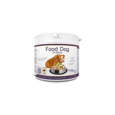 Food Dog Fit Fibras Suplemento Vitamínico para Cães 100g