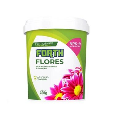Forth Fertilizante Para Flores 400g