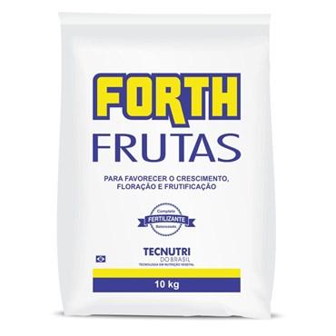 Forth Fertilizante Para Frutas 10kg