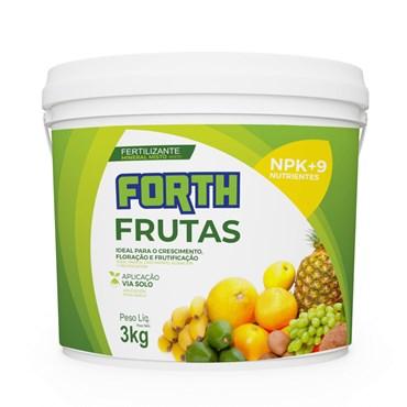 Forth Fertilizante Para Frutas 3kg