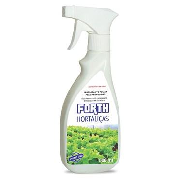 Forth Fertilizante Para Hortaliças Pronto Uso 500ml