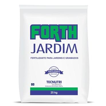 Forth Fertilizante Para Jardim 25kg