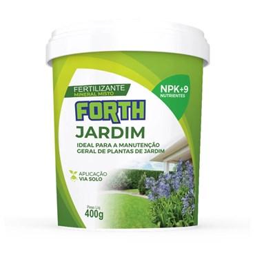 Forth Fertilizante Para Jardim 400g