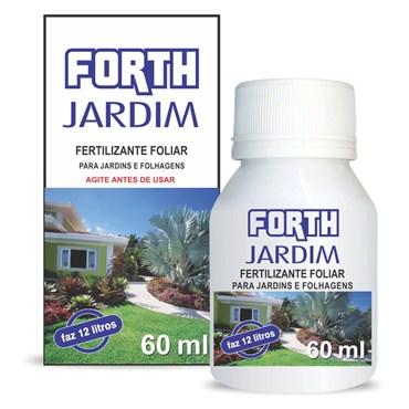 Forth Fertilizante Para Jardim Líquido Concentrado 60ml