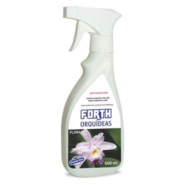 Forth Fertilizante Para Orquídeas Floração Pronto Uso 500ml