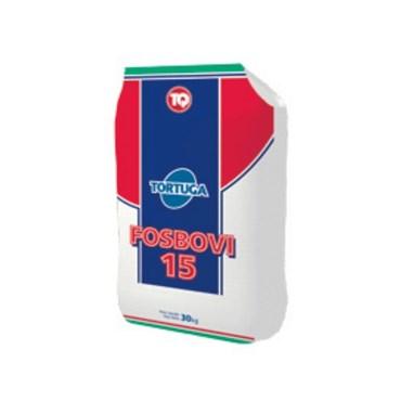 Fosbovi® 15 Sal Mineral Suplemento Mineral Para Bovinos de Corte - Pronto para Uso 30 kg