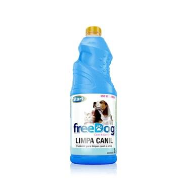 FreeDog Limpa Canil 2 litros - Start