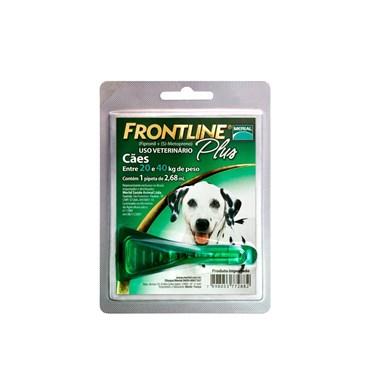 Frontline Plus G para Cães de 20 a 40 kg