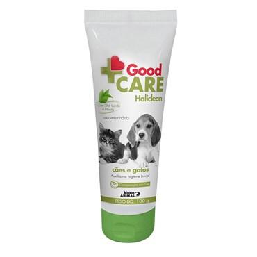 Gel para Limpeza Bucal Haliclean Good Care para Cães e Gatos 100ml