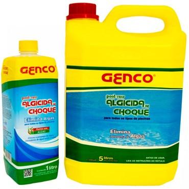 Genco Algicida Choque 5 litros