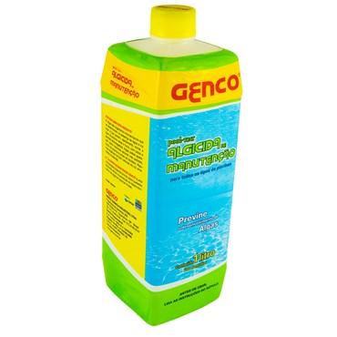 Genco Algicida Manutenção 1 Litro