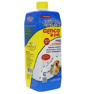 Genco Limpador Pet 1 litro