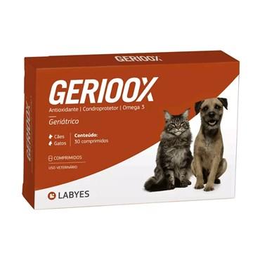 Gerioox Condroprotetor e Anti-Idade - 30 Comprimidos