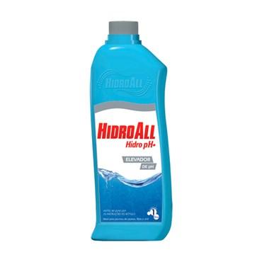 HCL pH+ Elevador de Ph Para Piscuna 1l - Hidroall