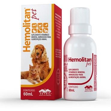 Hemolitan Pet 60 ml