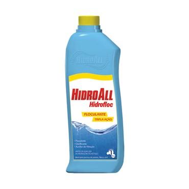 HidroFloc Tripla Ação HidroAll 1 litro