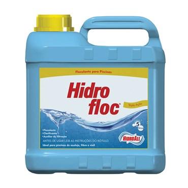 HidroFloc Tripla Ação HidroAll 5 litros