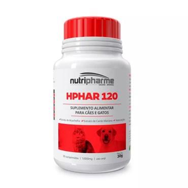 Hphar Suplemento Alimentar Para Cães E Gatos - 30 Comprimidos