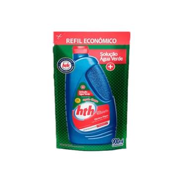 Hth Algicida Choque Para Piscina Refil Econômico 900ml