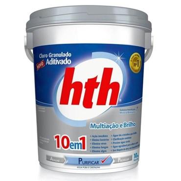 Hth Cloro Aditivado Mineral Brilliance 10 em 1