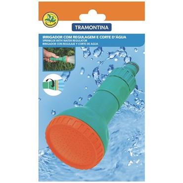 Irrigador Com Regulagem e Corte D'água Com Jato Tipo Chuveirinho 78521/400 - Tramontina