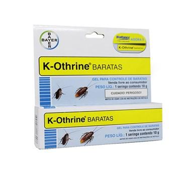 K-Othrine Mata Baratas em Gel 10 g - Bayer