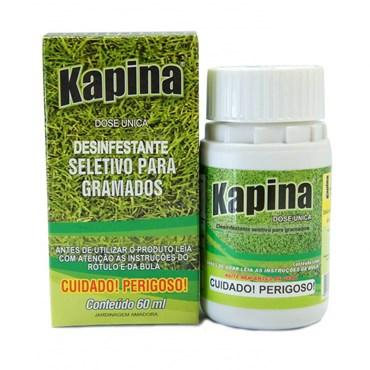 Kapina Herbicida Seletivo para Gramados 60ml - Rawell