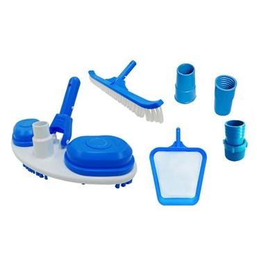 Kit de Limpeza Para Piscina Slim 5 Peças Ref. 7988 - Sodramar