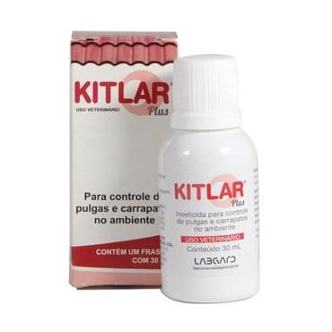Kitlar Plus Controle de Pulgas e Carrapatos do Ambiente 30ml