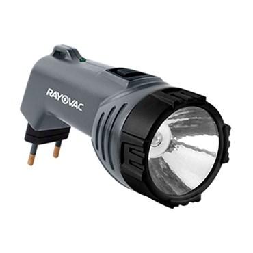 Lanterna Rayovac Super LED Recarregável