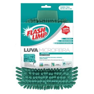 Luva em Microfibra Multiuso Ref. FLP6681 - Flash Limp