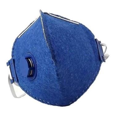 Máscara Respirador Air Safety PFF-1 Com Valvula Ca 38951 - 515078