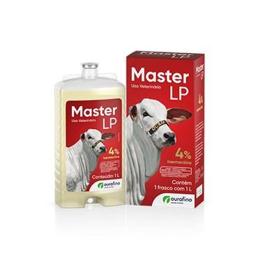 Master LP 4% Ivermectina 1 litro - Ourofino