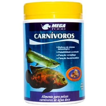 Mega Food Carnívoros 300g