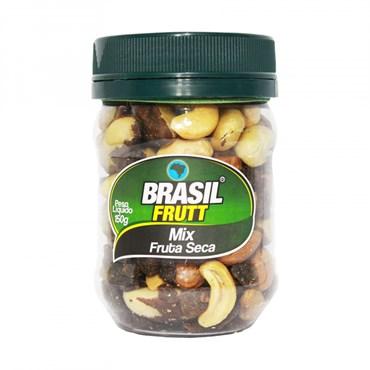 Mix de Frutas Secas 150g - Brasil Frutt