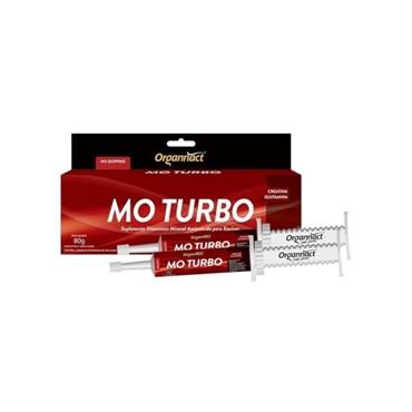 MO Turbo Suplemento Vitamínico Mineral 80g - Organnact