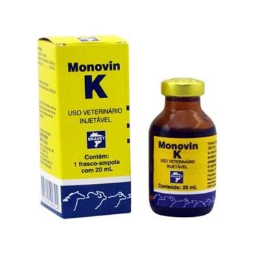 Monovin K - Complexo Concentrado de Vitamina K com 20ml - Bravet
