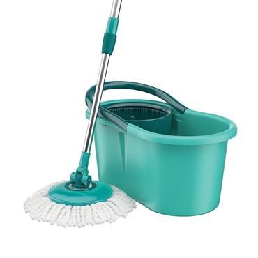 Mop Giratório Verde Água 8209-VA - Flash Limp
