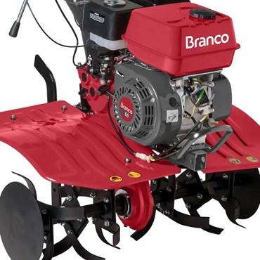 Motocultivador Tratorito BTTG 800  6.5 CV à Gasolina - Branco