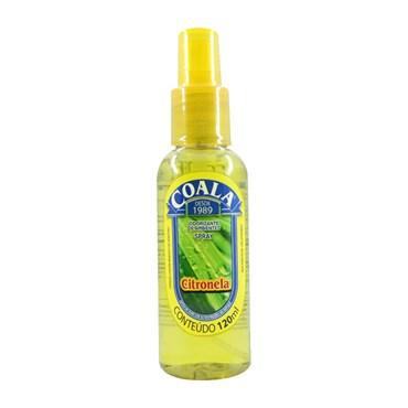 Odorizante de Ambientes Spray Citronela 120ml - Coala