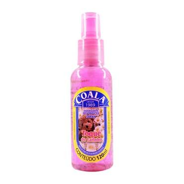 Odorizante de Ambientes Spray Toque de Carinho 120ml - Coala