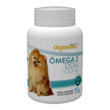 Omega 3 Dog 500 mg - 15 g - Organnact