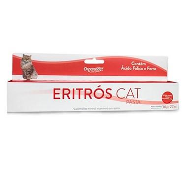 Organnact Cat Eritrós Pasta 30g