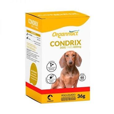 Organnact Condrix Dog Tabs 600mg 36g