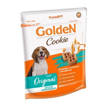 Petisco Golden Cookie para Cães Adultos de Porte Pequeno Sabor Original 350 g