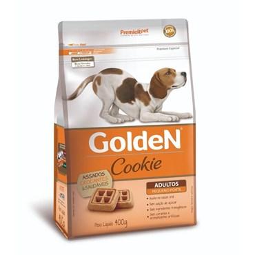 Petisco Golden Cookie Para Cães Adultos Raças Pequenas 400g
