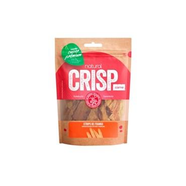 Petisco Super Premium Natural Crisp para Gatos Sabor Iscas de Frango 20g