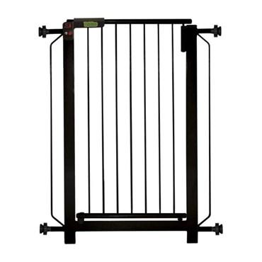 Portão de Segurança Grade de Porta Plus Preta - Tubline